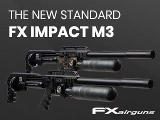 Setting the standard: FX Impact M3