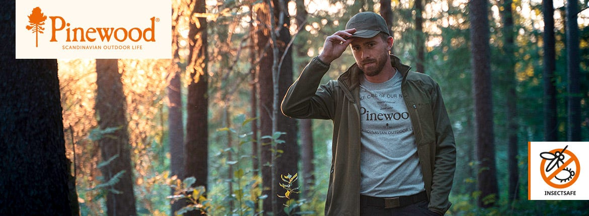Pinewood InsectSafe outdoor kleding