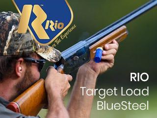 Rio TargetLoad BlueSteel