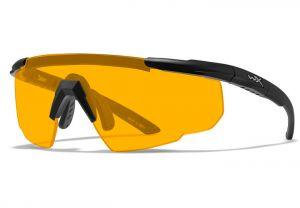Glasses Wiley X Saber ADV Light Rust Black Frame