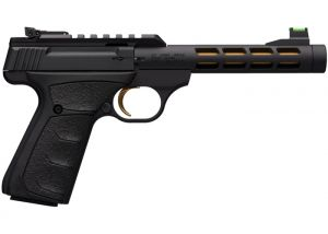 Browning Buck Mark Plus Vision Black Gold UFX