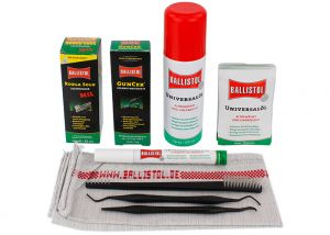 Cleaning Kit Ballistol 12-piece
