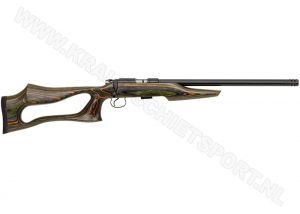 CZ 455 Evolution Varmint Green PH