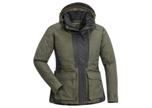 Jacket Pinewood Dog Sports 2.0 Ladies Mossgreen / Black