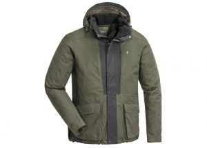 Jacket Pinewood Dog Sports 2.0 Mossgreen / Black
