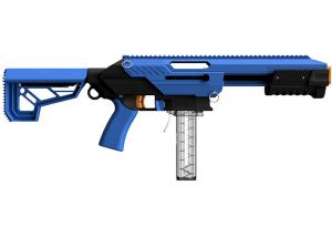 Jet Blaster Ceda S Blue