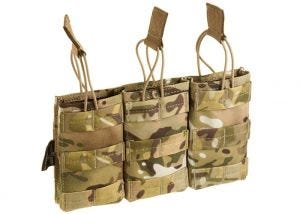 Mag Pouch Invader Gear 5.56 Triple Direct Action Multicam