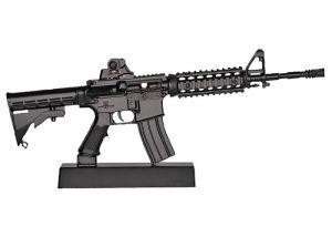 Miniature Goatguns Mini AR15 Black