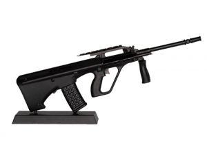 Miniatuur Goatguns Mini Steyr AUG Bullpup Black