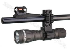 Flashlight Optisan Predator 280H