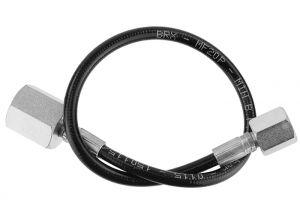 Fill line MDE 300 mm 1/8 BSP to 1/4 BSP