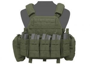 Plate Carrier Warrior Assault Systems DCS 5.56 Olive Drab