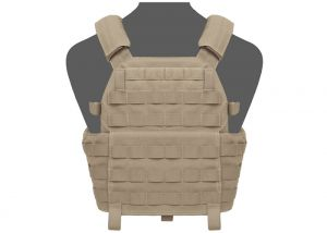 Plate Carrier Warrior Assault Systems DCS Special Forces Coyote Tan