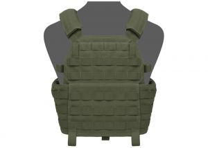 Plate Carrier Warrior Assault Systems DCS Special Forces Olive Drab