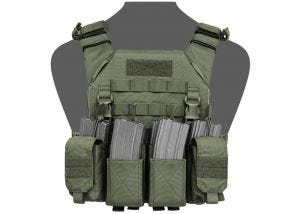 Plate Carrier Warrior Assault Systems Recon MK1 Combo OD Green