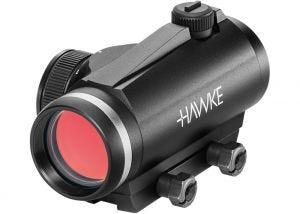 Red Dot Hawke Vantage 1x25 Dovetail 9-11mm