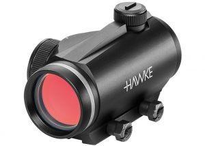 Red Dot Hawke Vantage 1x30 Dovetail 9-11mm