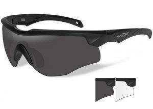 Bril Wiley X Rogue Grey/Clear