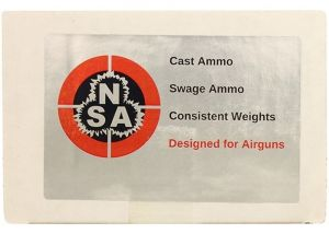 Airgun Slugs Nielsen 5.5 mm 21 grain (.218)