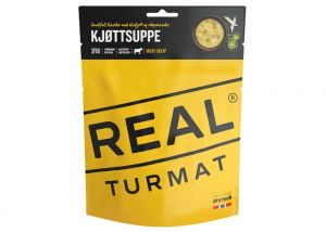 Soup Drytech Real Turmat Meat