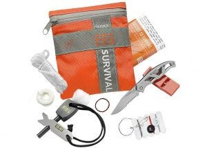 Survival Kit Gerber Bear Grylls Basic