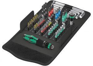 Screwdriver Set Kraftform Kompakt 100
