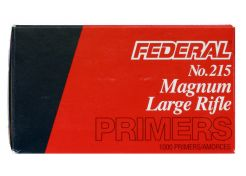Slaghoedjes Federal Large Rifle Magnum 215