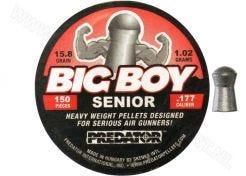 Luchtdrukkogeltjes Skenco Big Boy Senior 4.5 mm 15.8 grain