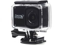 Action Camera ISAW Touch 4K