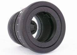 Adjustable Aperture Gehmann M18 2.5-4.4 mm