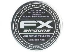 Airgun Pellets FX 4.52 mm 10.3 grain