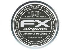 Airgun Pellets FX 5.52 mm 16 grain