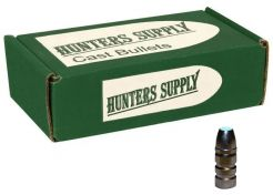 Luchtdrukkogeltjes Hunters Supply 6.35 mm  FP 87 grain (.257)