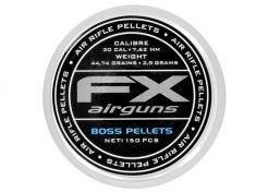 Luchtdrukkogeltjes FX 7.62 mm 46.3 grain