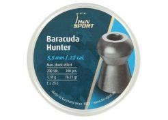 Luchtdrukkogeltjes H&N Baracuda Hunter 5.5 mm 18.21 grain