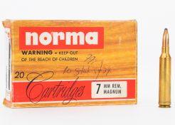 Kogelpatronen Norma 7 mm Rem. Mag. 150 grain SP (10 stuks)