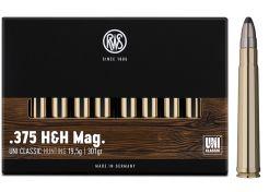 Kogelpatronen RWS .375 H&H Mag  UNI Classic 301 grain