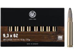 Kogelpatronen RWS 9.3x62 mm UNI Classic 293 grain