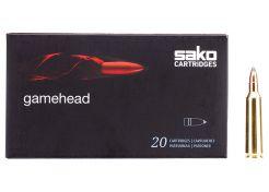 Kogelpatronen Sako Gamehead .22-250 Rem SP 50 grain
