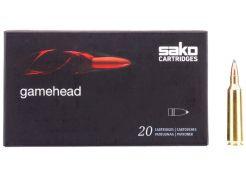 Kogelpatronen Sako Gamehead .22-250 Rem SP 55 grain