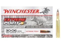 Kogelpatronen Winchester Extreme Point .30-06 Sprfd 180 grain