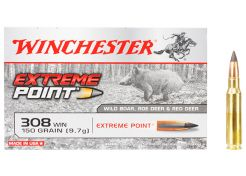 Kogelpatronen Winchester Extreme Point .308 Win 150 grain