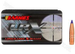Kogelkoppen Barnes .284 LRX BT 145 grain