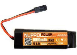 Batterij Nuprol NiMH 8.4v 1600mAh Small