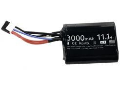 Battery Titan Li-ion 11.1V 3000mAh Brick T-Plug Deans