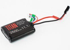 Batterij Titan 11.1v 2600 mAh Brick Tamiya (1084)