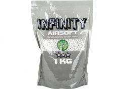 BB's Valken Infinity 0.25 Bio White Zak 4000 st