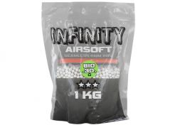 BB's Valken Infinity 0.30 Bio White Zak 3330 st
