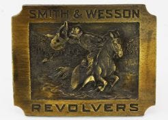 Riemgesp Smith & Wesson Revolvers