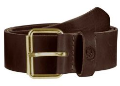 Belt Fjällräven Singi Leather Brown